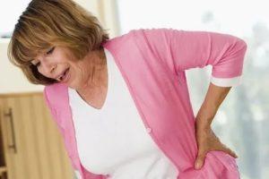 Боли в пояснице при климаксе причины лечение